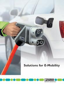 Information om produkter för elbilsladdning