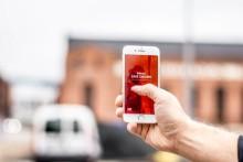 Infobrics app Ease CheckIn toppar listorna inom kategorin svenska näringslivsappar