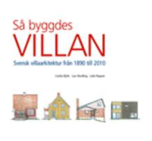 Formas bok SÅ BYGGDES VILLAN - nominerad till Augustpriset!