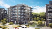 Midroc bygger ytterligare 86 bostadsrätter i Bulltofta Friluftsstad