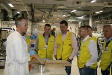 Fortsatt satsning på AkzoNobel i Malmö när företaget inviger nytt testcenter för färg och lack