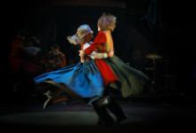 Nu är repetitionerna för Gösta Berlings Saga 2011 igång - titta in på Västanå Teater