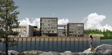 Skanska bygger en ny gymnasieskola i Skien, Norge, för cirka 450 miljoner kronor