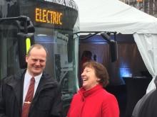Elbussuke i Oslo: Siemens tar grep med hurtiglading av elbusser