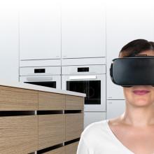 Sigdal er først i Europa med 3D-visning av kjøkken
