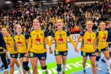 Swebar officiell supplier till svenska herr- och damlandslaget i handboll