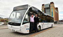 Buses make it easy for the World Transplant Games