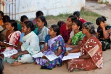Lions Sverige och Hand in Hand bekämpar fattigdomen i Indien genom nytt byprojekt