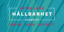 Svensk Byggplåt lägger alla resurser på hållbarhet  – antar hållbarhetsförklaring