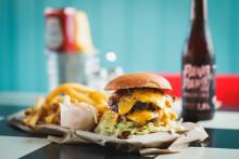 Babas Burgers kör sommar-popup på Gotland