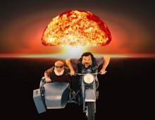 TENACIOUS D släpper animerade Youtube-serien Post-Apocalypto - nytt album med samma namn kommer den 2 november.