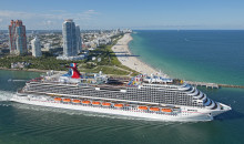 ChartCo signs deal to provide entire Carnival Cruise Line fleet with its Regs4ships service