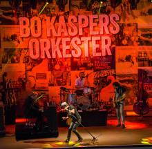 Bo Kaspers Orkester fortsätter turnera i vår