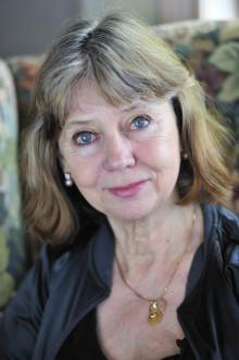 Författaren Ylva Eggehorn utsedd till Årets Strängnässtiftare 2013