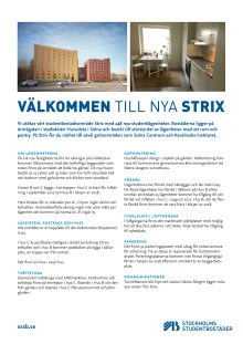 Information om Nya Strix