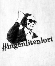 #ingenlitenlort – en utställning om opinionsbildaren Astrid Lindgren