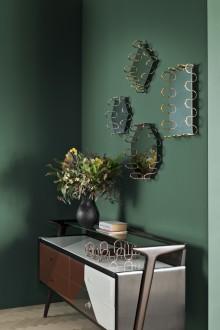 Upgrade für Wand oder Sideboard - Kyma von Sambonet setzt stylishe Akzente