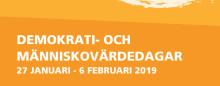 Svenska kyrkan i Norrköping och Norrköpings kommun samarrangerar Demokrati- och människovärdedagarna 2019