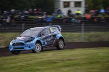 Bryntesson storfavorit inför RallyX Nordic-avslutning i Strängnäs