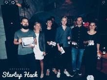 Välgörenhetsplattform vann Gothenburg Startup Hack - får utnyttja Avenykontor under sommaren