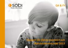 Sobi Bokslutskommuniké 2013