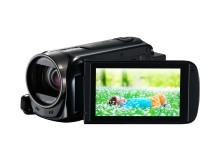 Film og del dyrebare øyeblikk med den nye Canon LEGRIA HF R-serien