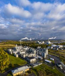 Linde och Lantmännen Agroetanol bygger ut koldioxidanläggningen Norlic i Norrköping