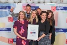 Nordic Choice Hotels kåret til en av Norges beste arbeidsplasser