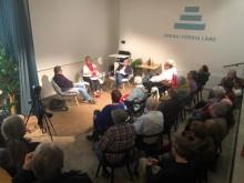 Stort intresse för bostadspolitisk debatt