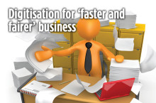 Making the case for 'faster and fairer' business