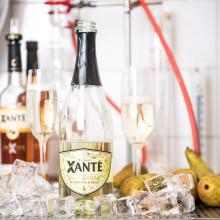 Välkommen till världen Xanté Sparkling & Pear – ett helt nytt bubbel!