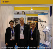 Success for ABI companies at AidEx in Brussels
