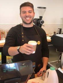 ​Warm welcome for Hatfield hot drinks