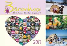 Mit Bärenherz durchs Jahr -  Der neue Bärenherz-Kalender