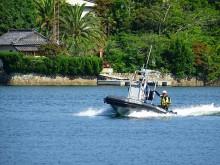 【ニュースレター】ジェット推進器の利点を活かした救難艇