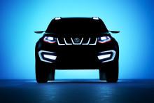 Forsmag på ny kompakt SUV fra Suzuki