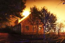 Flest bränder sker i bostäder