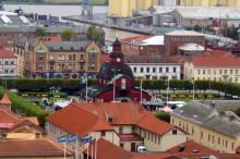 Lidköping får bidrag från Naturvårdsverket för miljömässig avrinning av torget