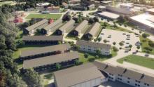 Contiga AS forlenger innkvarteringskontrakter på Lahaugmoen til 2024