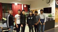 Nya ungdomsambassadörer på Pettersberg – treårigt avtal skrivet