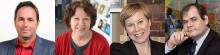 Fyra nominerade till Sveriges Stora Skolledarpris
