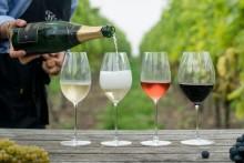 Rätt glas till svenska viner