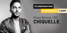 Pouya Boland, VD för snabbväxande Chiquelle kommer till SEBC