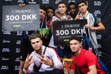 Slagelse-drenge tog guldet ved GAME Finals i København
