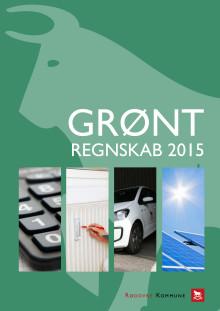Grønt regnskab 2015
