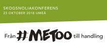 Konferens lyfter skogssektorn efter #metoo