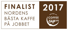 STOLTA FINALISTER I COFFEE PROFESSIONALS CUP 2017!