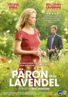 """Lindesbergs Filmstudio fortsätter höstterminen med """"Päron och lavendel"""""""