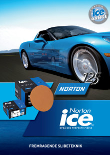 Norton Ice - Komplet polérprogram