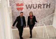Würth ökar tillgängligheten och servicen till kunderna – lanserar ny säljkanal